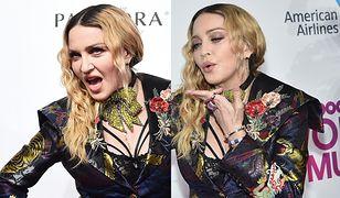Madonna nie przestaje eksperymentować z twarzą