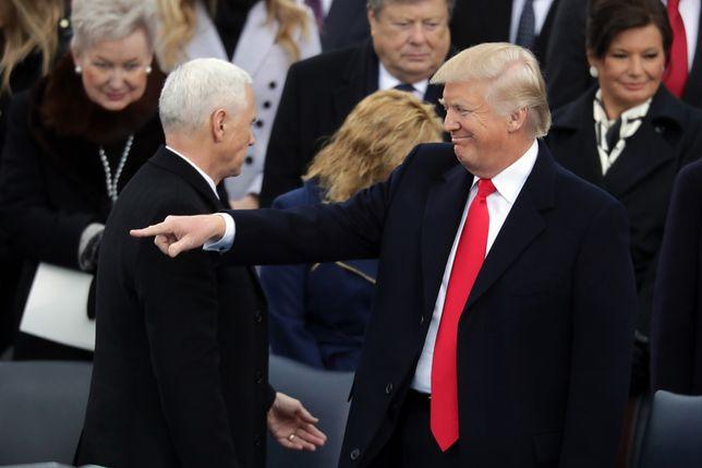 Donald Trump: kto był obecny na zaprzysiężeniu nowego prezydenta USA?