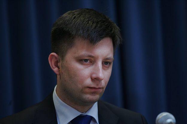 Michał Dworczyk z PiS