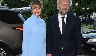 Katarzyna Sokołowska z partnerem na gali Polskiej Rady Biznesu. Wybranek to ciekawa postać