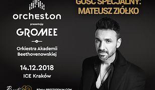 Mateusz Ziółko męskim głosem Orchestonu!