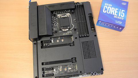 Podkręcone i5 -10600K do 5.0 GHz , RTX 3080, płyta NZXT Z490