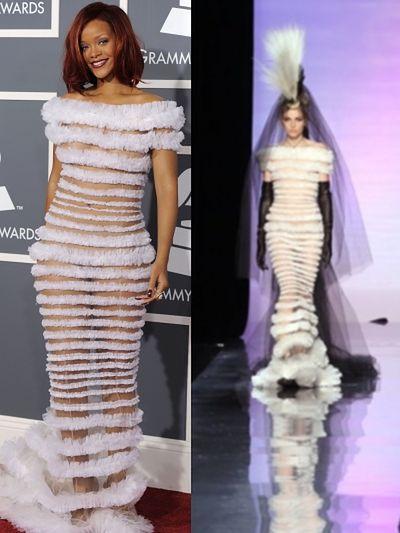 Rihanna czy Andrej Pejic – kto wygląda lepiej?