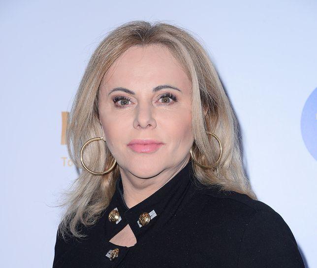 Joanna Kurowska musiała brać antydepresanty