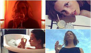 Ta kobieta robi furorę na Instagramie. Nikt jednak nie zauważył, że na każdym zdjęciu pokazuje swój problem