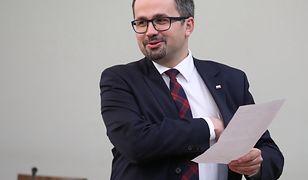 Marcin Horała, polityk PiS