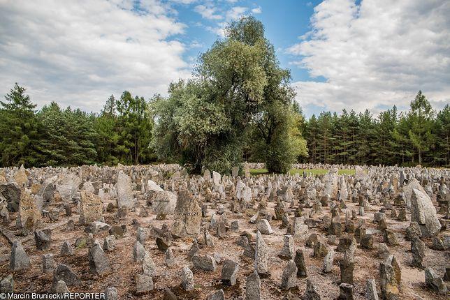 Niemiecki obóz zagłady w Treblince