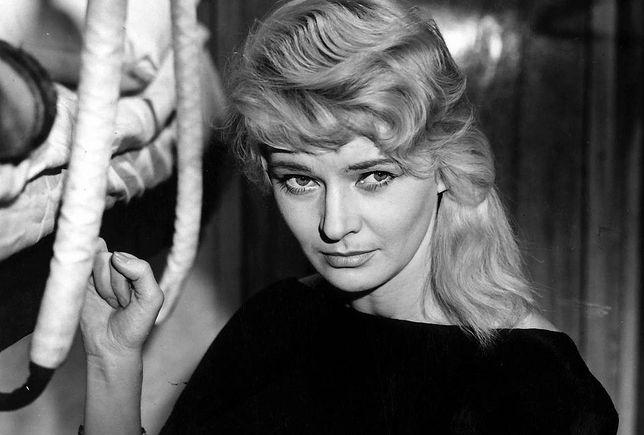 Była jedną z najbardziej znanych aktorek PRL-u