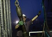 Chińczycy rozczarowani pierwszymi efektami poszukiwań gazu łupkowego