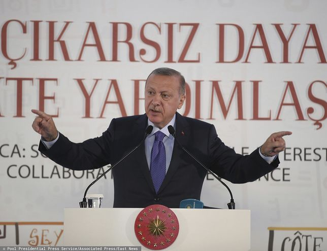 """Erdogan znów straszy Kurdów. """"Turcja zmiażdży głowy bojownikom"""""""