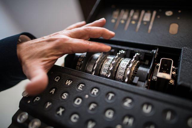 Słynna maszyna szyfrująca Enigma trafi do Muzeum Historii Polski w Warszawie