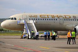 Linia lotnicza Etihad chwali się sukcesem. Jest pierwsza na świecie