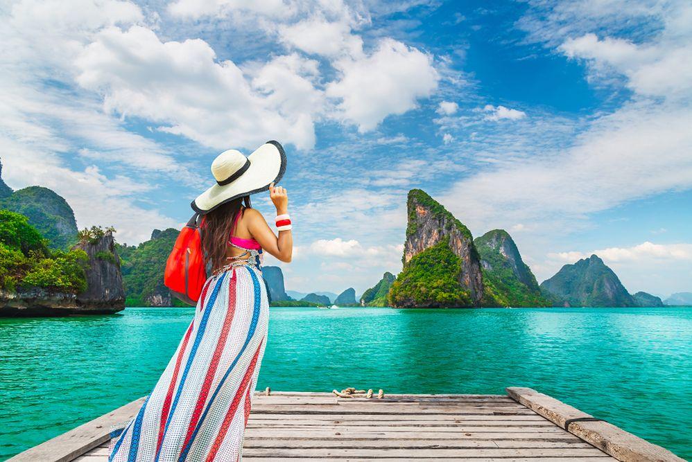 Tajlandia. Podróżnicze marzenie Miss Polski Wirtualnej Polski