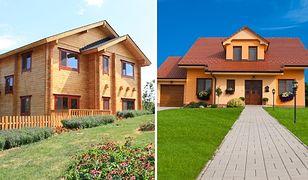 Dom drewniany czy murowany?