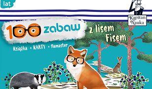 100 zabaw z lisem Fisem (5-6 lat). Nowa edycja