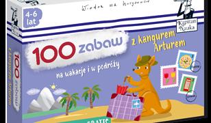 100 zabaw z kangurem Arturem. Na wakacje i w podróży
