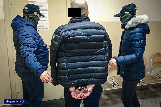 """Kraków. """"Łowcy cieni"""" schwytali włoskiego mafioso (CBŚP)"""