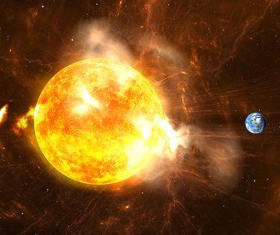 Wkrótce czeka nas burza geomagnetyczna.