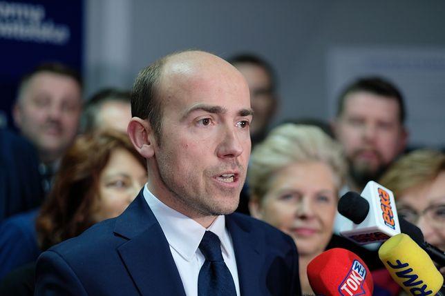 Wybory prezydenckie 2020. Borys Budka: naprawa Polski zacznie się od Pałacu Prezydenckiego