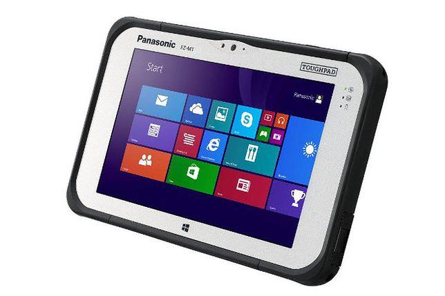 Tablet Panasonic Toughpad FZ-M1 wchodzi na polski rynek