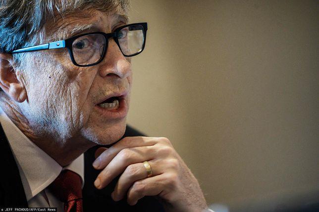 Bill Gates przewidział koronawirusa z Wuhan?