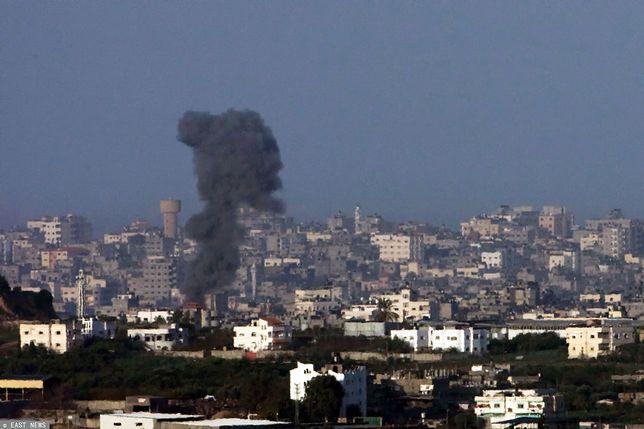 Atak rakietowy na Izrael
