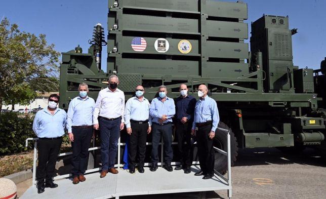 Armia USA otrzymała pierwszą z dwóch baterii systemu przeciwrakietowego Iron Dome