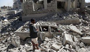 Jemen. Tragiczny bilans po nalotach koalicji na areszt