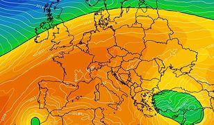 Pogoda. Ponad 20 st. C w słońcu i gwałtowna zmiana. Najpierw fala ciepła