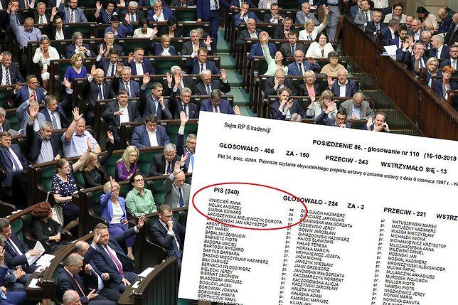 Edukacja seksualna. Posłowie PiS zagłosowali za odrzuceniem projektu. Teraz się tłumaczą
