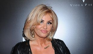 Dagmara Kaźmierska pokazała fotkę sprzed lat. Dopiero co została mamą