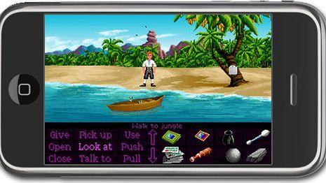Klasyki LucasArts również na iPhone?