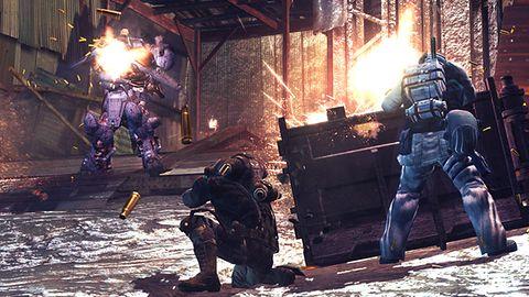 Capcom odkrywa tryb kooperacji, czyli wywiad i galeria z Lost Planet 2