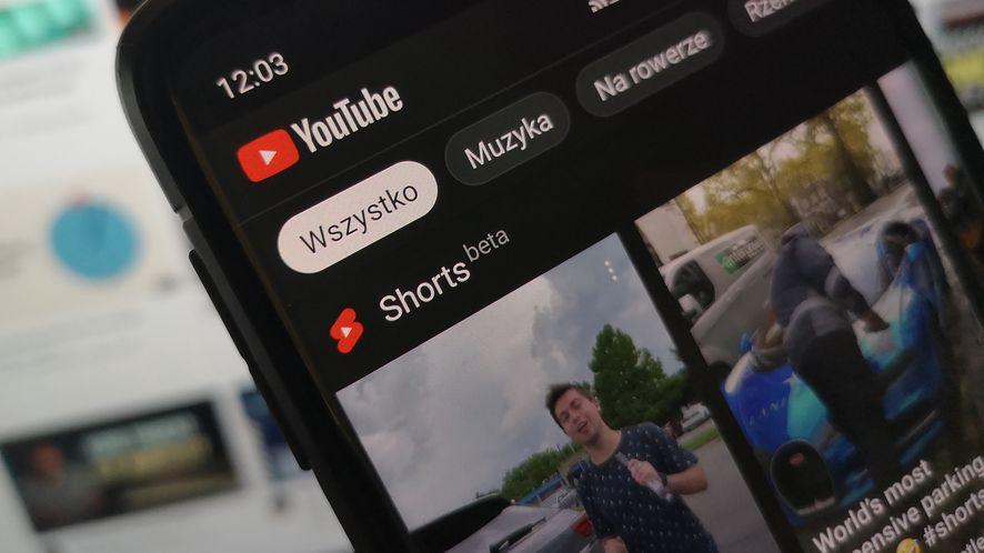 YouTube Shorts będzie dostępny w Polsce
