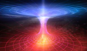 Tunel czasoprzestrzenny w naszej galaktyce? Oto, jak go znaleźć