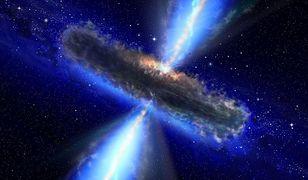 Tunel czasoprzestrzenny w środku Drogi Mlecznej? Może prowadzić do innych galaktyk