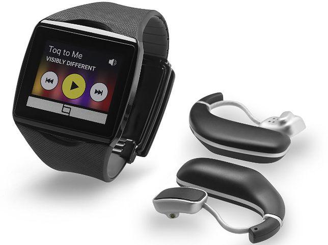 IFA 2013: Qualcomm Toq - zegarek na rękę do smartfona