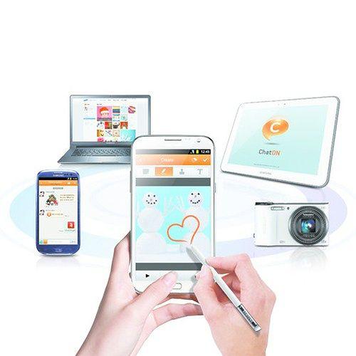 Samsung: ChatON ma 100 mln użytkowników