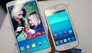 Cena: od ok. 1100 zł Jest to wydajna i kompaktowa wersja flagowego Samsunga Galaxy S4. Wyposażono go w 4,3-calowy ekran qHD Super AMOLED. Oczywiście zmniejszyły się również rozmiary i waga w stosunku do pełnowymiarowej wersji smartfona. Ciężar Galaxy S4 mini wynosi 107 g, a wymiary 124,6 x 61,3 x 8,94 mm. Takie rozmiary i waga pozwalają obsługiwać smartfon jedną dłonią. Za wydajność odpowiada dwurdzeniowy procesor 1,7 GHz i 1,5 GB pamięci RAM. Jego wysoka pozycja w rankingu nie dziwi, ponieważ jest to ciekawa opcja dla mniej wymagających użytkowników. Samsung Galaxy S4 mini – pełna specyfikacja w katalogu telefonów