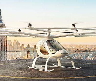 Volocopter to zupełnie nowy środek transportu