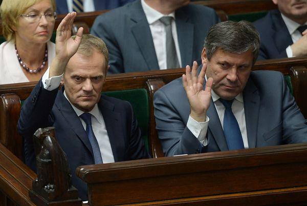 Janusz Piechociński: wygrała opcja stabilizacji, pozwoli to wyjaśnić sprawę nagrań