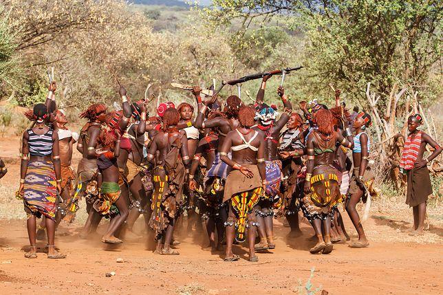 Hamerowie są uważani za najpiękniejszych ludzi w Etiopii