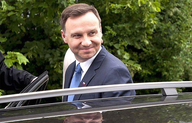 Kancelaria sejmu: Andrzejowi Dudzie nie przysługuje odprawa ani emerytura z Parlamentu Europejskiego