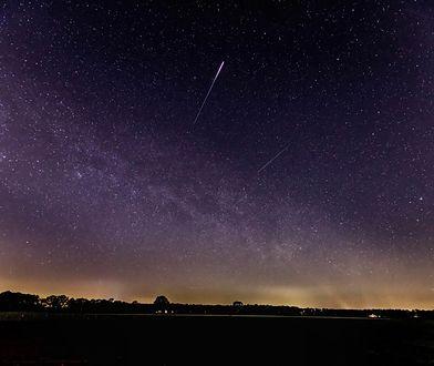 Eta Akwarydy: deszcz meteorów na niebie – zobacz, kiedy oglądać