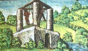 W Złotoryi odkryto kilkusetletnią szubienicę