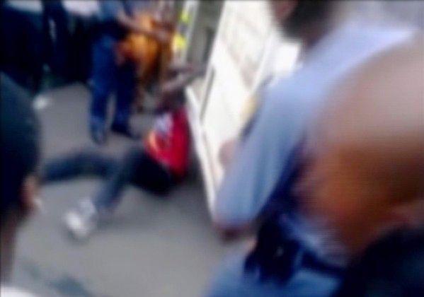 RPA: ośmiu policjantów podejrzanych o zabójstwo imigranta
