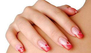 Sylwestrowy manicure