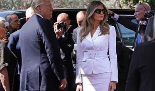 Kryzys związku Trumpów