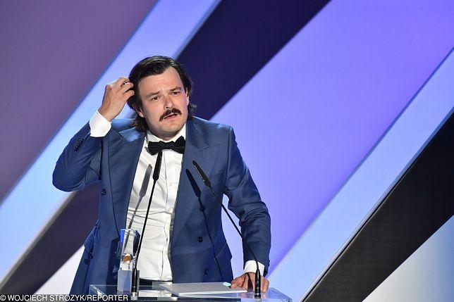 Festiwal w Gdyni: Dawid Ogrodnik dopiekł recenzentowi. Dziennikarz mu odpowiedział