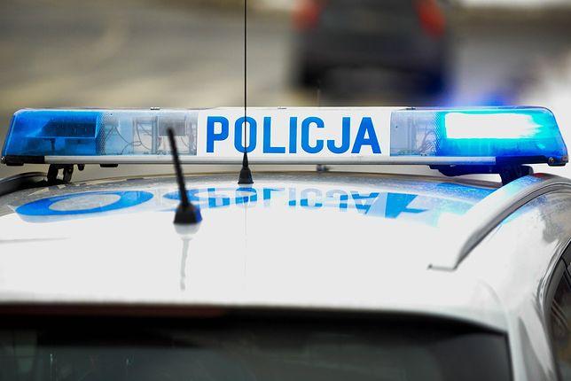 Policja zabezpieczyła ślady w miejscu znalezienia zwłok